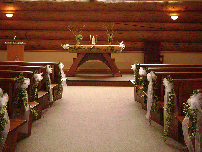 Decorated Chapel