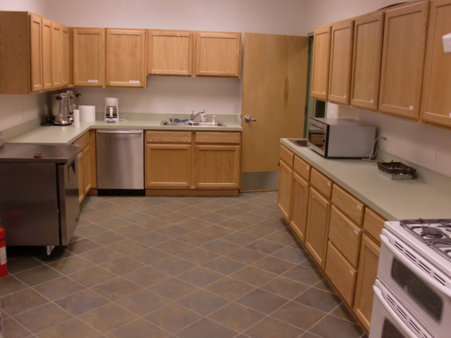 Looking Toward the Kitchen Sink